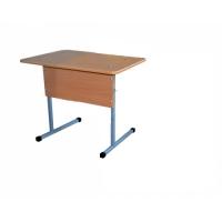 Стол ученический Отличник 1-мест. нерегул. с наклоном