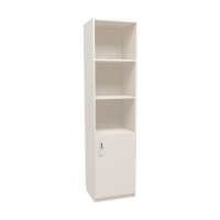 Шкаф общего назначения 1 секция верх стеллаж (М-106)