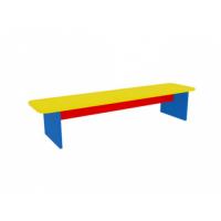 Скамейка для 4-х секционного шкафа